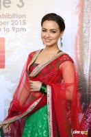 Sana Khan at Page 3 Lifestyle Exhibition Launch (35)