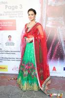 Sana Khan at Page 3 Lifestyle Exhibition Launch (37)