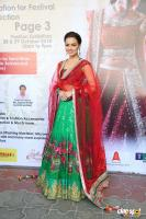 Sana Khan at Page 3 Lifestyle Exhibition Launch (38)