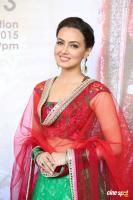 Sana Khan at Page 3 Lifestyle Exhibition Launch (4)