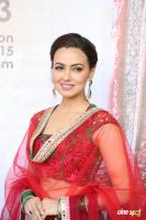 Sana Khan at Page 3 Lifestyle Exhibition Launch (8)