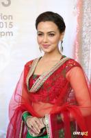 Sana Khan at Page 3 Lifestyle Exhibition Launch (9)