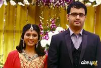 Producer PG Srikanth Son Wedding Reception Photos