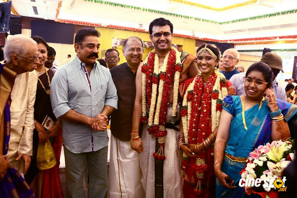 Producer Srikanth Son Wedding (4)