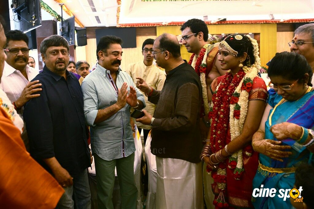 Producer Srikanth Son Wedding (7)