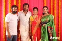 Bobby Simha and Actress Reshmi Menon engagement Photos