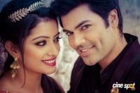 Ganesh Venkatraman And Nisha Krishnan Pre-Wedding Photoshoot