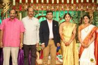 Siva Nageswara Rao Daughter Wedding Reception (68)