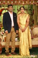 Siva Nageswara Rao Daughter Wedding Reception (87)