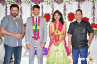 Cinematographer Navakanth Son Wedding Reception Photos