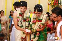 Ganesh Venkatraman & Nisha Krishnan Marriage photos