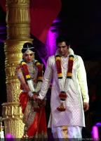 Ravi Pillai Daughter Arathi Marriage Photos