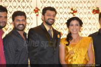 Sshivada Nair -Murali Krishnan Reception photos (12)