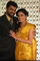 Sshivada Nair -Murali Krishnan Reception photos (14)