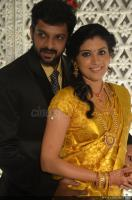 Sshivada Nair -Murali Krishnan Reception photos (15)