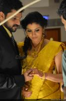 Sshivada Nair -Murali Krishnan Reception photos (16)
