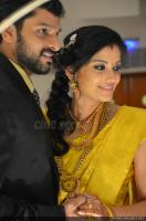Sshivada Nair -Murali Krishnan Reception photos (18)