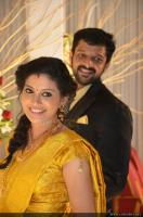 Sshivada Nair -Murali Krishnan Reception photos (37)