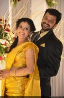 Sshivada Nair -Murali Krishnan Reception photos (39)