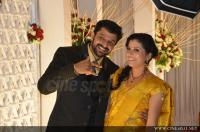 Sshivada Nair -Murali Krishnan Reception photos (41)