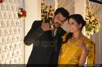 Sshivada Nair -Murali Krishnan Reception photos (42)