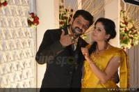 Sshivada Nair -Murali Krishnan Reception photos (43)