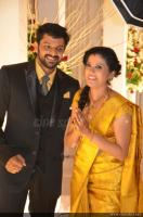 Sshivada Nair -Murali Krishnan Reception photos (44)