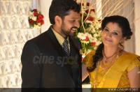 Sshivada Nair -Murali Krishnan Reception photos (45)