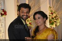 Sshivada Nair -Murali Krishnan Reception photos (46)