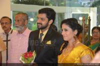 Sshivada Nair -Murali Krishnan Reception photos (47)