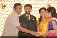 Sshivada Nair -Murali Krishnan Reception photos (48)
