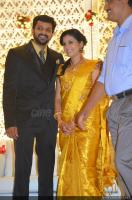 Sshivada Nair -Murali Krishnan Reception photos (6)