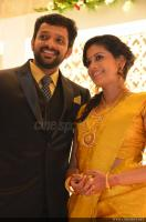Sshivada Nair -Murali Krishnan Reception photos (9)