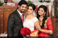 Sruthi Lakshmi Marriage Photos