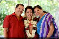 Radhika Malayalam actress Engagement Photos
