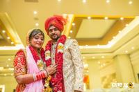 Actor Sharran Kumar Marriage Photos