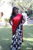 Varalaxmi at Tharai Thappattai Team Interview (2)