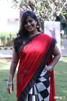 Varalaxmi at Tharai Thappattai Team Interview (3)