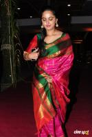 Anushka at Pearl V Potluri Half Saree Function (1)