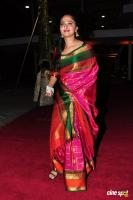 Anushka at Pearl V Potluri Half Saree Function (2)