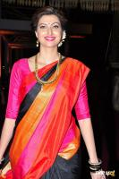 Hamsa Nandini at Pearl V Potluri Half Saree Function (1)