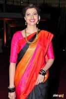 Hamsa Nandini at Pearl V Potluri Half Saree Function (2)