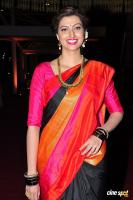 Hamsa Nandini at Pearl V Potluri Half Saree Function (4)
