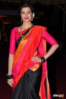Hamsa Nandini at Pearl V Potluri Half Saree Function (6)