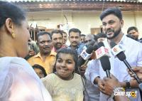 Dileep in Poojappura Ayurveda Hospital Photos