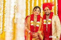 Actor Sharran Kumar Wedding Photos