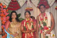 Actress Sanghavi Marriage Photos