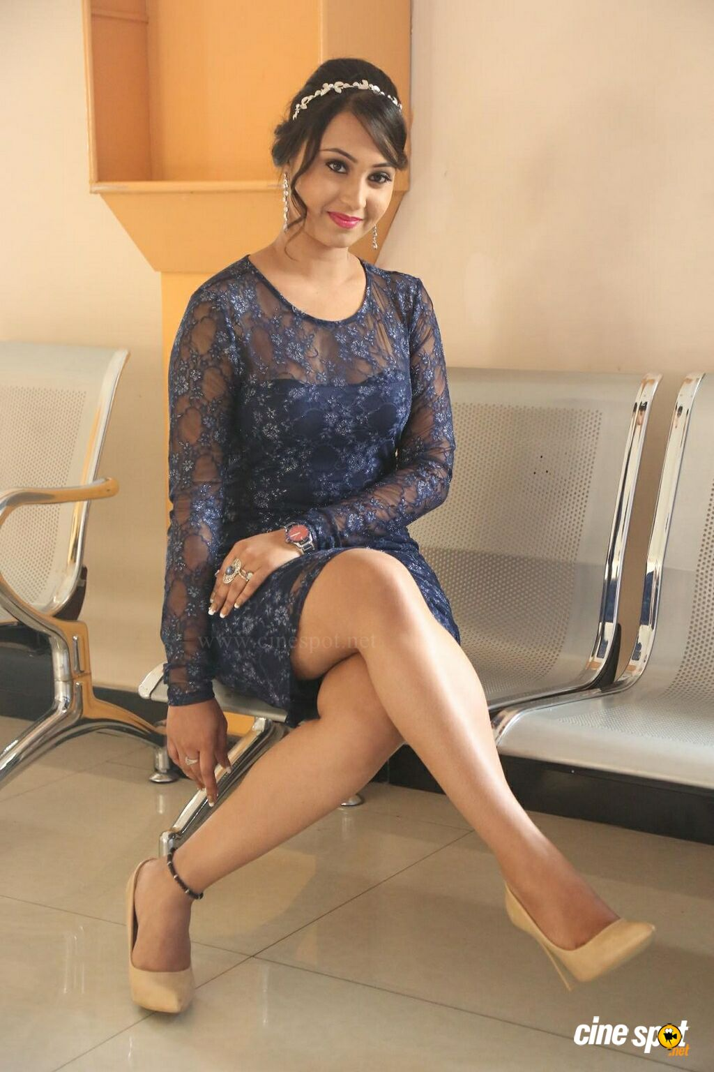 Vennela at Veeri Veeri Gummadi Pandu Press Meet (34)