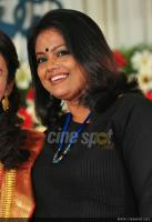 Manju Pillai at Dhanya Mary Varghese Reception (1)