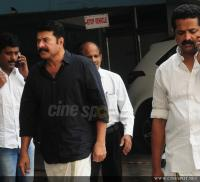 Director Rajesh Pillai Funeral Photos